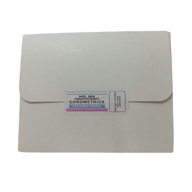 Papel Para Cardiotocógrafo 152x90x150 Fls