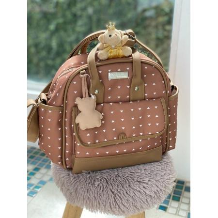 Bolsa Pequena -  Urso Caramelo