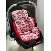 Colchão para Bebê conforto- Melancia