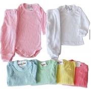 Conjunto - Body e calça ( Branco )