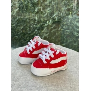 Tennis  Vans - Vermelho