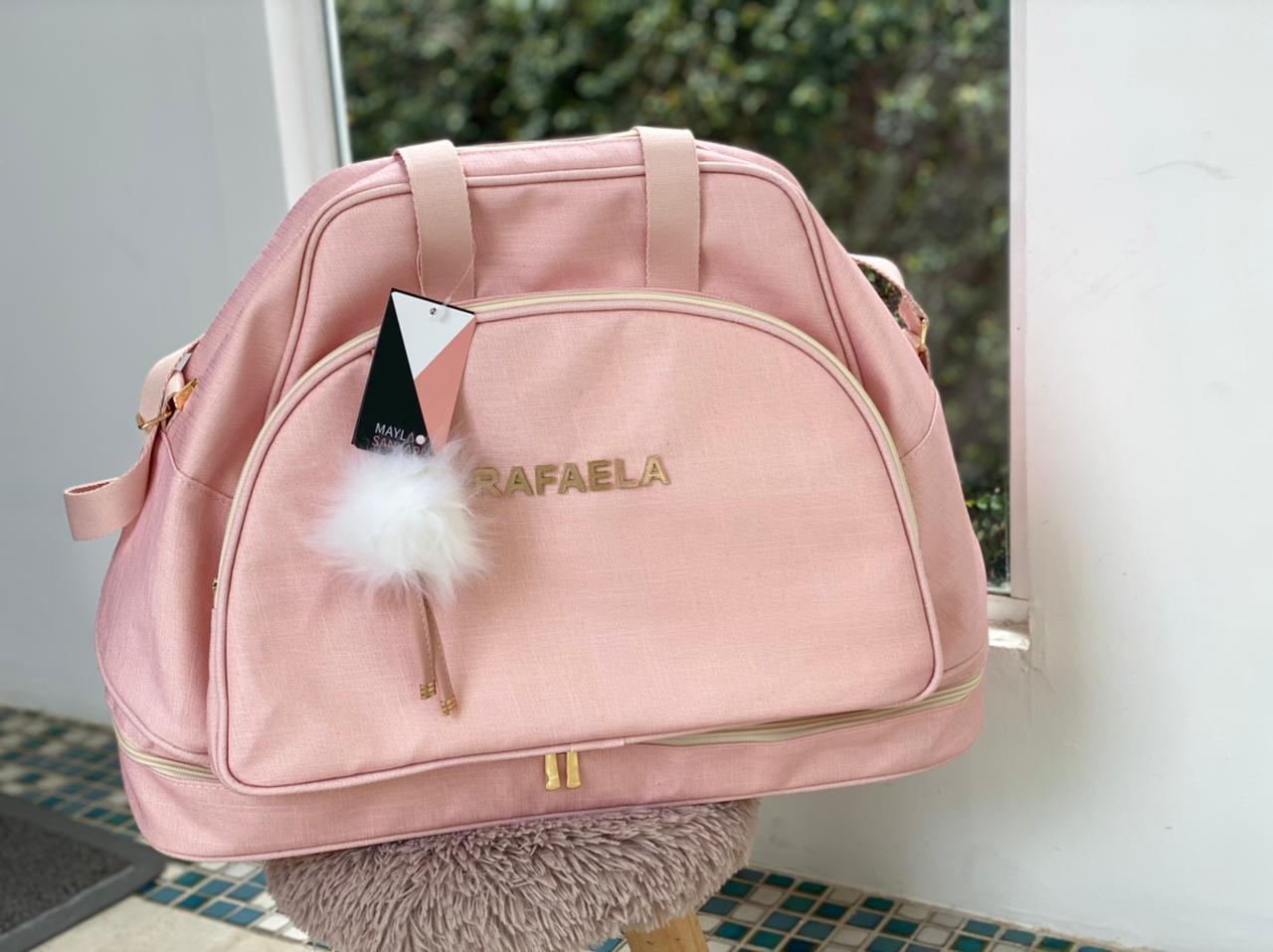 Mala Maternidade Sacola- Layla Rosa