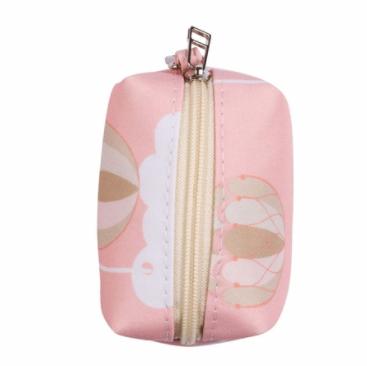 Porta Chupetas - Balão Rosa