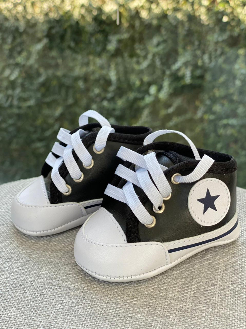 Tennis All Star - Preto