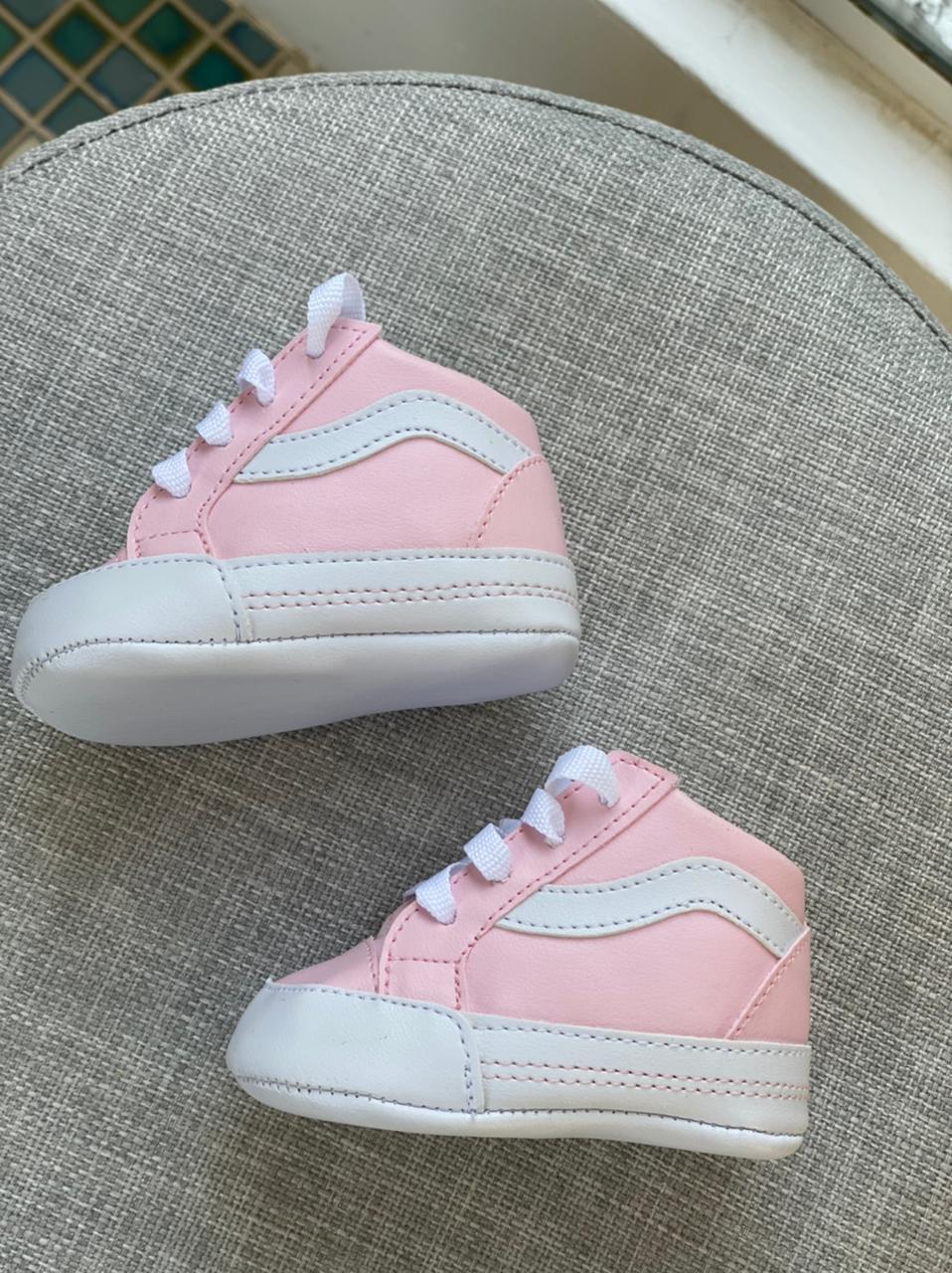 Tennis  Vans - Rosa