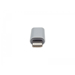 ADAPTADOR MICRO USB X LIGHTNING IPHONE 5/6/7/8/X LE 09