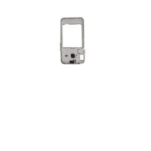 ARO LATERAL FRAME SAMSUNG GALAXY J1 MINI SM-J105 PRATA RETIRADA