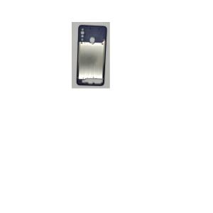 ARO LATERAL FRAME TRASEIRO SAMSUNG GALAXY A20S SM-A207 PRETO