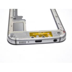ARO PRATA SAMSUNG S6 EDGE G925 ORIGINAL RETIRADA
