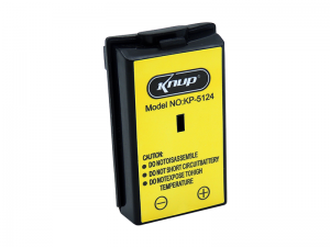 BATERIA RECARREGAVEL P/ CONTROLE S/FIO XBOX 360 KNUP KP-5124