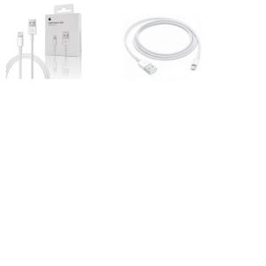 CABO DE DADOS USB LIGHTNING IPHONE ORIGINAL 1M