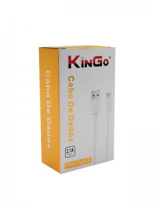 CABO DE DADOS USB TIPO C - KINGO