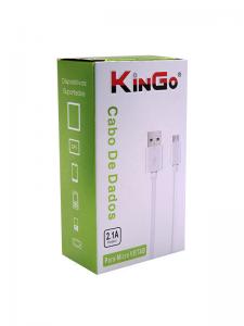 CABO DE DADOS USB V8 - KINGO