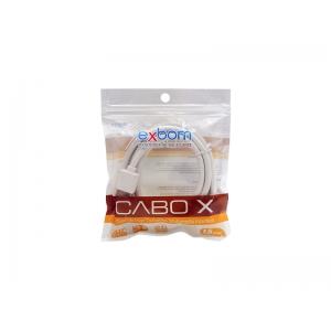 CABO HDMI 2.0 1.5M SUPORTA 3D.4K 19PIN 150CM CBX-H15DSM