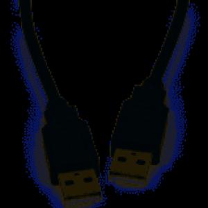 CABO USB MACHO X USB MACHO 1.5M KNUP KP-USB01