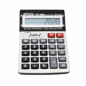 CALCULADORA 8 DIGITOS EBAI FZF-9608A