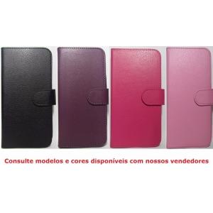 CAPA CARTEIRA APPLE IPHONE 6 PLUS - LUXO