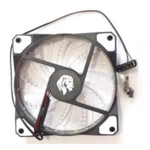 COOLER FAN MASTER LED HAYOM 120MM COLORIDO ESTATICO FC1302