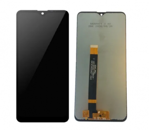 FRONTAL TELA TOUCH LCD DISPLAY LG K50S PRETO