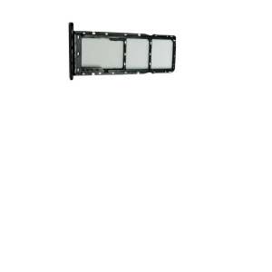GAVETA BANDEJA SLOT CHIP LG K41S LMK410BMW PRETA