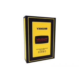 KIT JOGO DE CHAVES FERRAMENTAS PROFISSIONAL YAXUN 6028 YX-6028B 38 PEÇAS