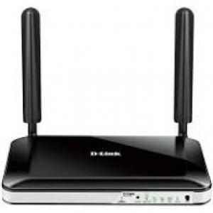 ROTEADOR MODEM D-LINK DWR-922B 3G 4G PARA USO COM CHIP E ANTENA RURAL
