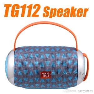 SPEAKER BLUETOOTH PORTABLE C/ ALÇA TG112B