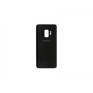 TAMPA TRASEIRA SAMSUNG GALAXY S9 G960 PRETA