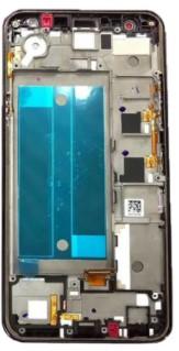 ARO CHASSI LG K12 MAX X520BMW AZUL RETIRADA