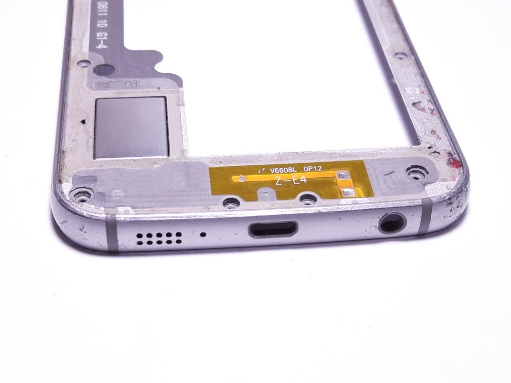 ARO ROSA SAMSUNG S6 EDGE G925 ORIGINAL RETIRADA