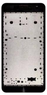 ARO TRASEIRO ASUS ZENFONE 5 A501CG ORI RET