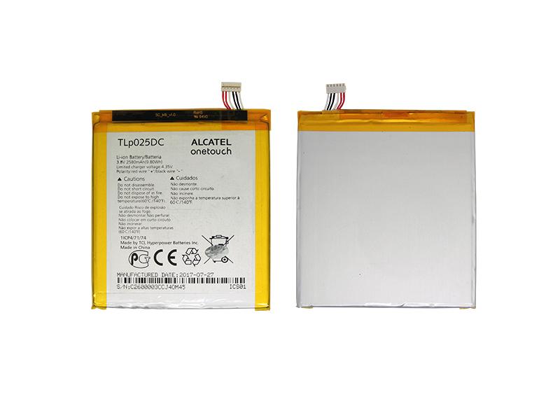 BATERIA ALCATEL TLP025DC OT8050D/OT8050E