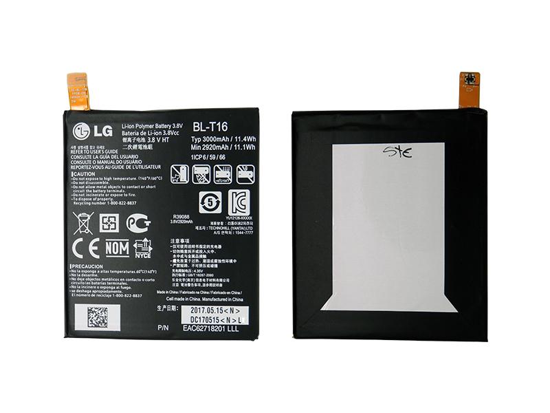 BATERIA LG H950/H955 LG G FLEX 2 BLT16