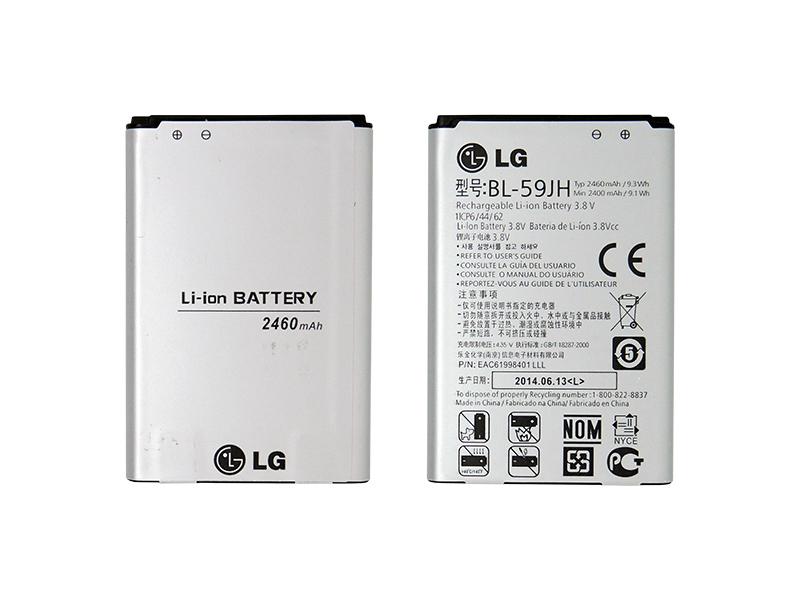 BATERIA LG P710/P714/P715/P716 BL59JH