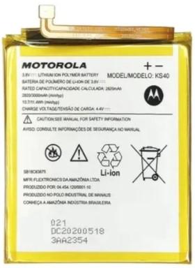 BATERIA MOTOROLA MOTO E6 E6 PLAY XT2029 KS 40