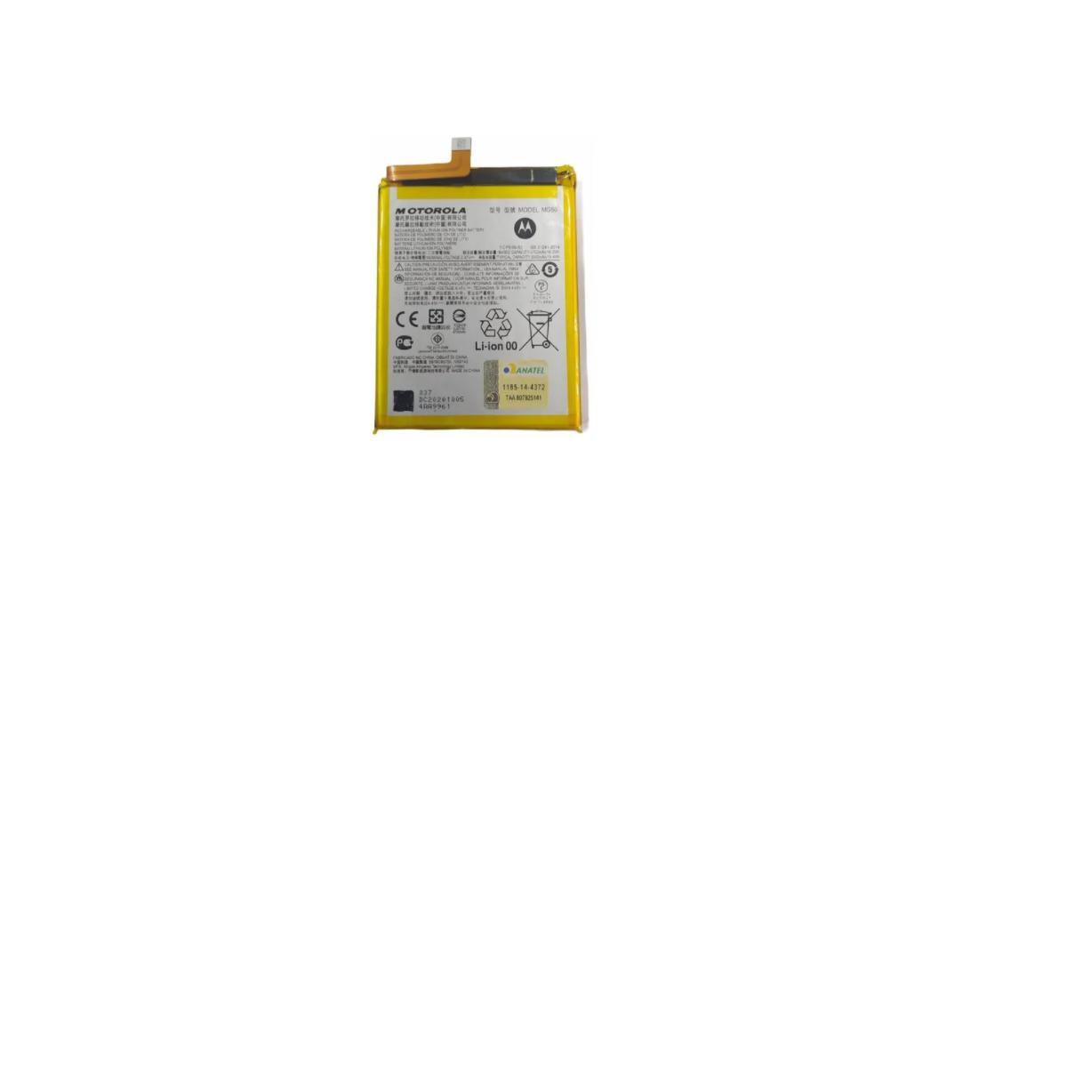 BATERIA MOTOROLA MOTO G9 PLUS XT2087 MG50