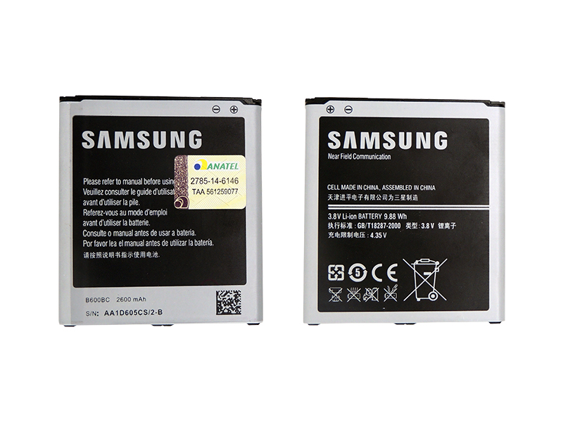 BATERIA SAMSUNG I9500 GALAXY S4 EB485760LU/B600 7102