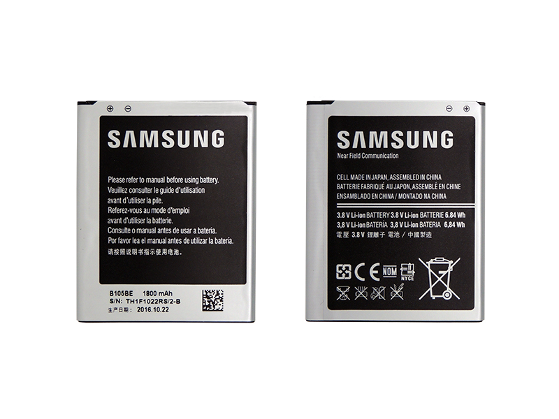 BATERIA SAMSUNG S7270/S7275 GALAXY ACE 3 4G B105BE