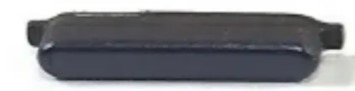 BOTAO POWER VOLUME EXTERNO KIT SAMSUNG J7 PRIME G610 AZUL ESCURO RETIRADA