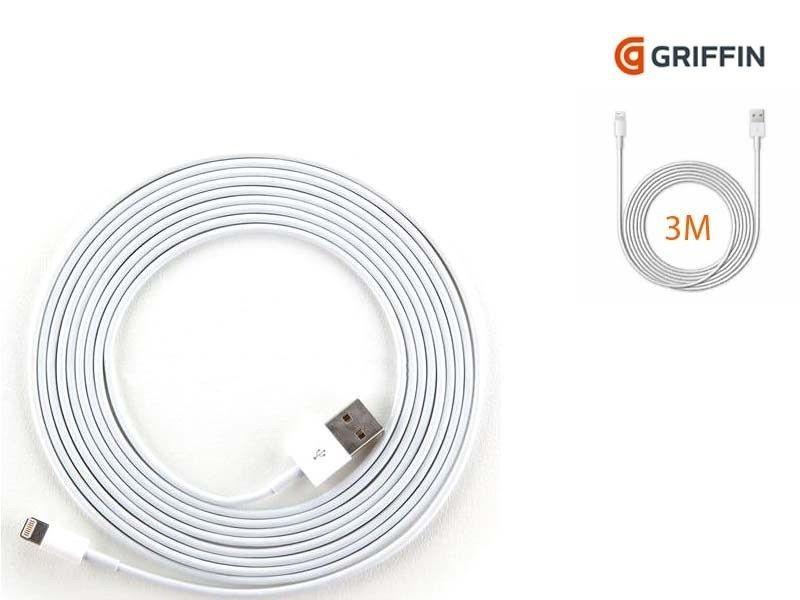 CABO DE DADOS USB IPHONE 5 3M GRIFFIN