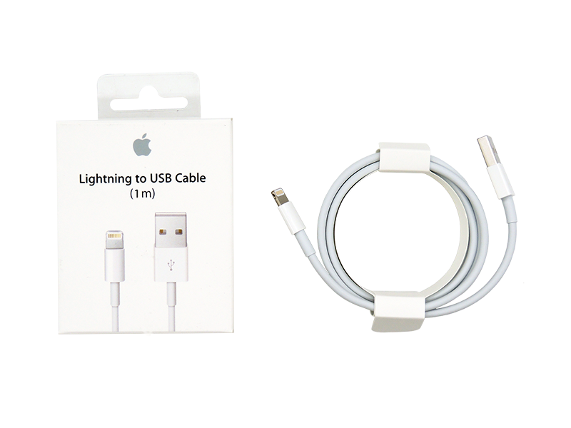 CABO DE DADOS USB IPHONE 5/6/7/8/X ORIGINAL 1MT