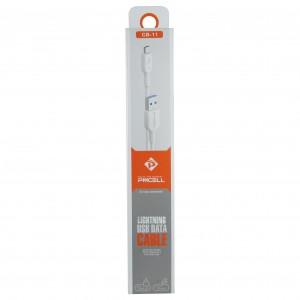 CABO DE DADOS USB IPHONE 5/6/7/X PMCELL 2 METROS