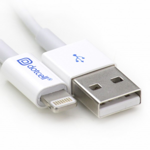 CABO DE DADOS USB IPHONE 5/6 DOTCOM DC-1053