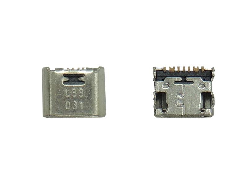 CONECTOR DE CARGA SAMSUNG I8552 I9060 I9063 I9082 G360 I9062 I9152  I879 I869 T110 T113 T111 PARA SOLDA