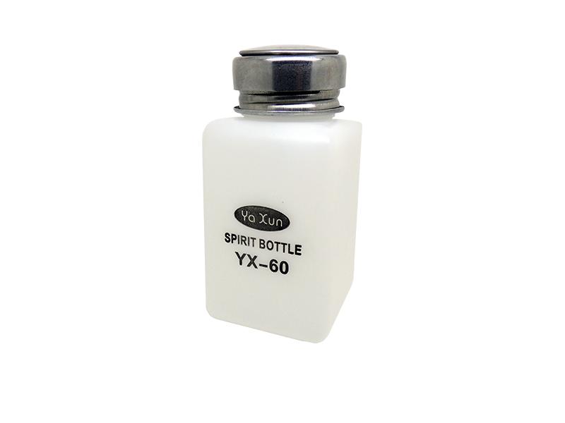DISPENSER FRASCO YAXUN YX60 PARA ALCOOL E FLUXOS 180ML