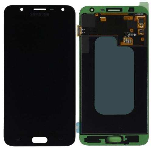 DISPLAY LCD SAMSUNG J7 2018 J720 PRETO COM BRILHO