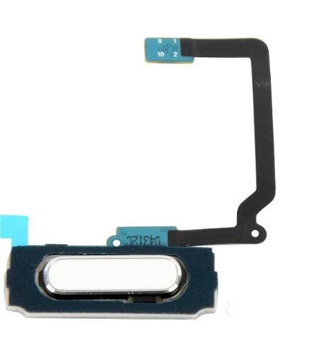 FLEX HOME SAMSUNG G900 S5 COM BOTÃO E MICROFONE BRANCO