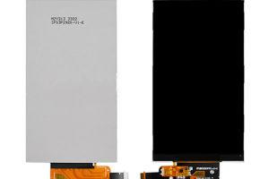 FLEX LCD HOW MAX QUAD A0011C