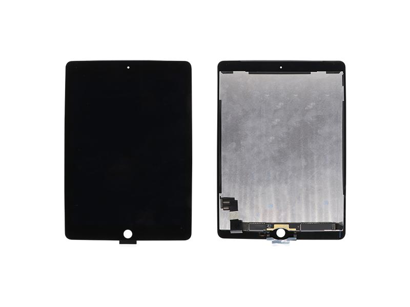 FRONTAL TELA TOUCH LCD DISPLAY IPAD 6 AIR 2A1893A1954 PRETO