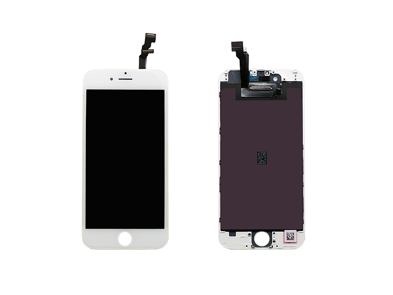 FRONTAL TELA TOUCH LCD DISPLAY IPHONE 6G A1549 A1586 A1589 ORIGINAL USA BRANCO